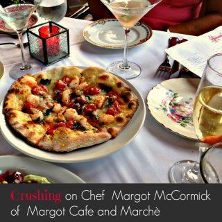 Chef Margot McCormick