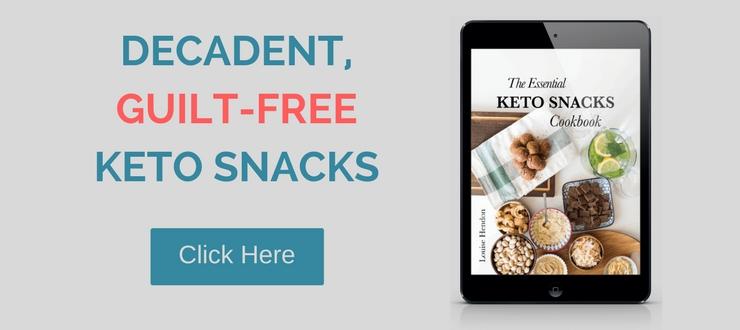 Guilt Free Keto Snacks for keto diet
