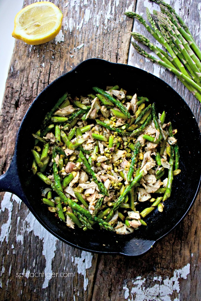 Easy Chicken and Asparagus Stir-Fry Recipe From Spinach TIger