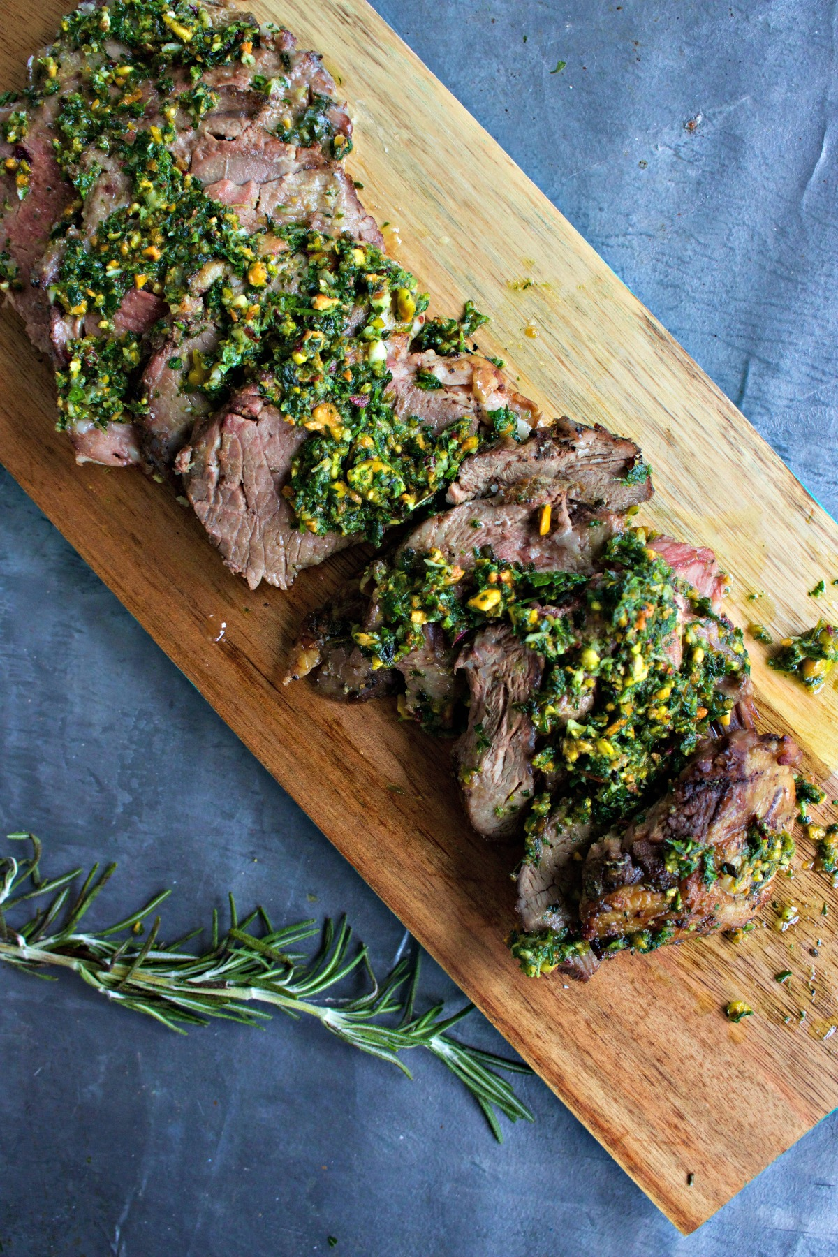 How to Roast Lamb from Spinach Tiger