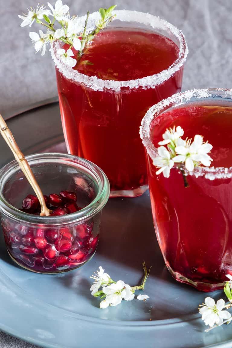Pomegranate Martini, World AIDS DAY