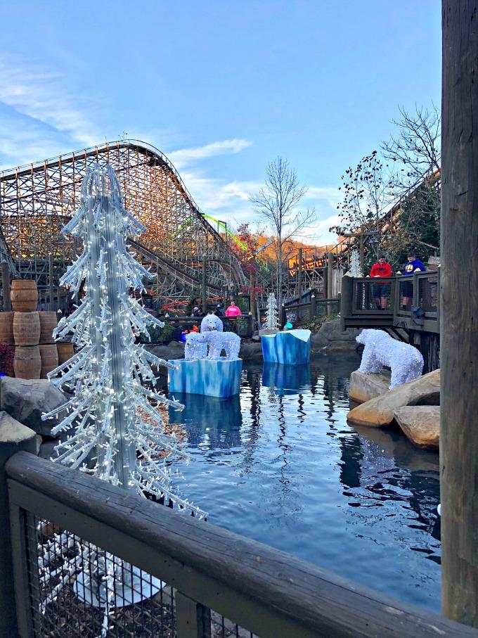 Glacier Ridge and Christmas at Dollywood
