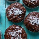 Keto Almond Joy Cupcake