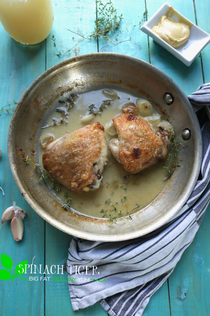 How to Roast Chicken Thighs