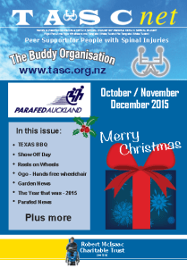 TASC Net newsletter December 2015