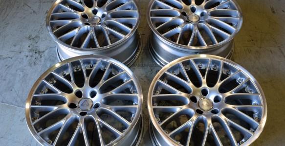 Hartmann Euromesh 3-GS Wheels For Sale (edit:  SOLD!)