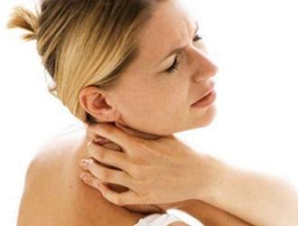 Что делать, если продуло шею