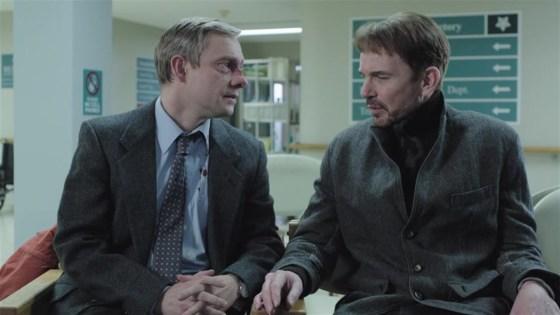 Die Serie Fargo gewinnt bei den Golden Globes 2015 - mit Martin Freeman und Billy Bob Thornton