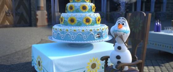 "Olaf im Disney-Kurzfilm ""Frozen Fever"""