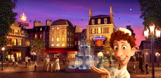 Ratatouille - The Adventure - Walt Disney Studios Paris