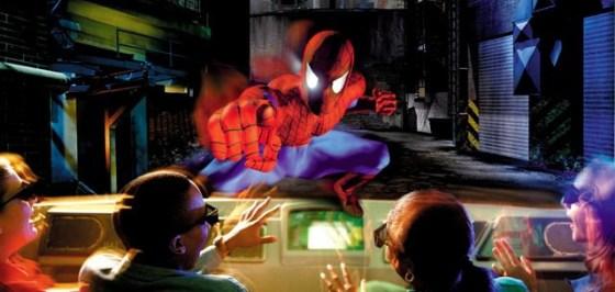 The Amazing Adventures of Spider-Man - Universal's Islands of Adventure