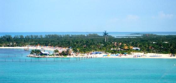 Disneys eigene Privatinsel: Castaway Cay - Insel von Disney Cruise Line