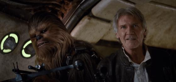 """Neuer """"Star Wars""""-Trailer mit Harrison Ford als Han Solo"""