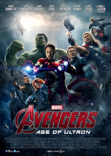 Neuer Podcast: Marvels Avengers: Age of Ultron