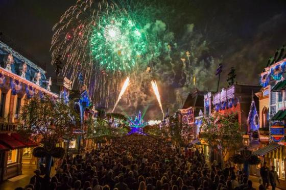 Disneyland Forever: Neue Feuerwerkshow in Disneyland California