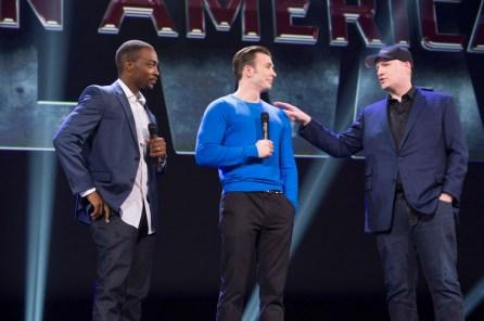 """D23 Expo 2015: Neue Eindrücke zu den Marvel-Filmen """"Doctor Strange"""" und """"Captain America: Civil War"""""""
