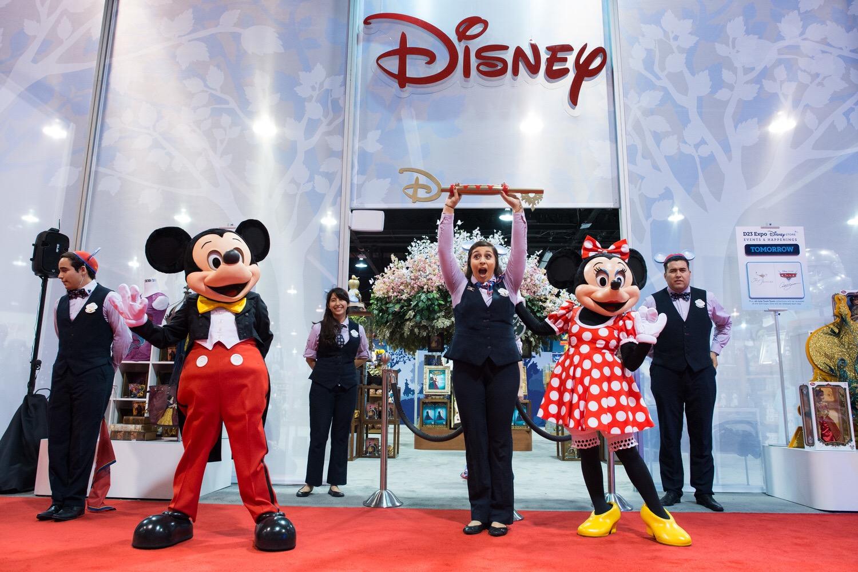 D23 Expo 2015: Alle Beiträge zur großen Disney-Messe auf einen Blick