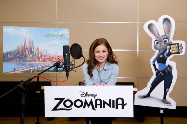 Zoomania Stimmen Deutsch