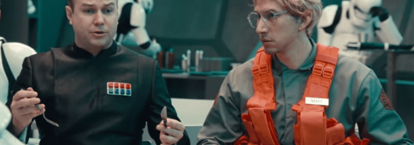 "Saturday Night Live: Kylo Ren als ""Undercover Boss"" mit Adam Driver"