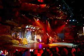 """Die Show """"Jedi Academy"""" im Disneyland Paris"""
