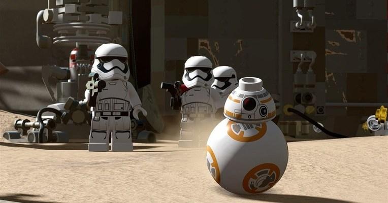"""LEGO kündigt Videospiel zu """"Star Wars: Das Erwachen der Macht"""" an"""