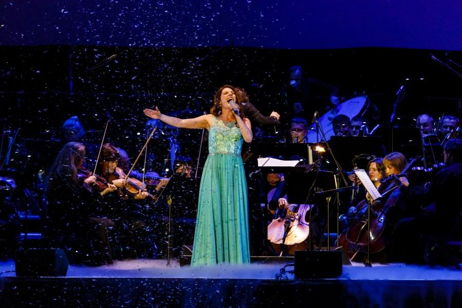 Willemijn Verkaik in Disney in Concert