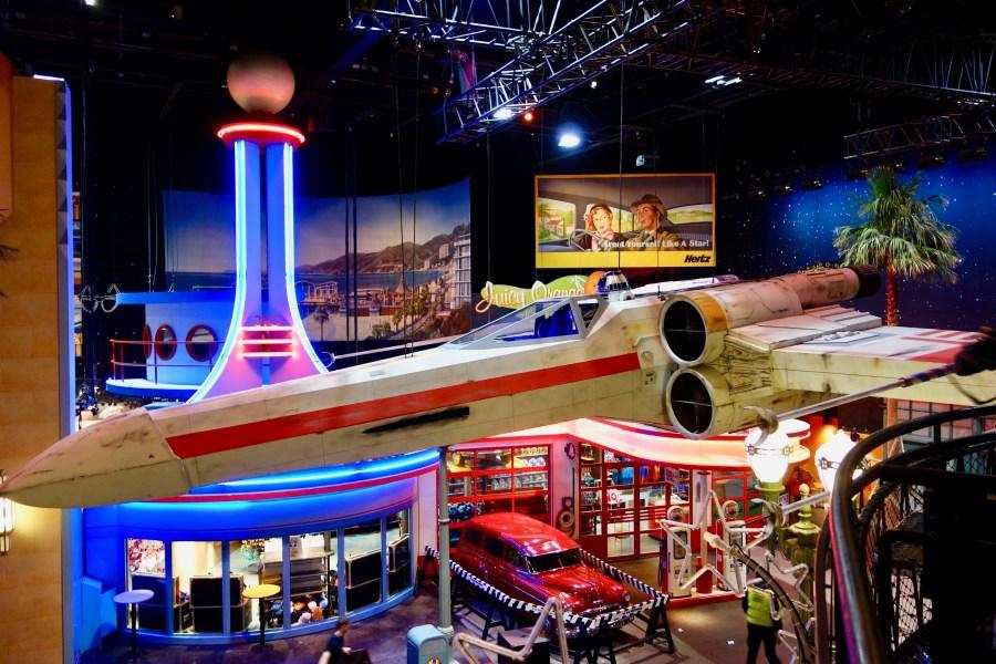 Der X-Wing aus Star Wars
