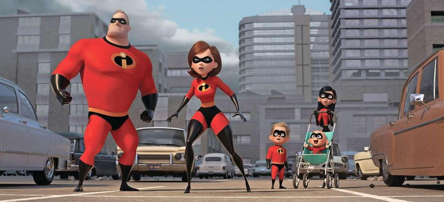 Incredibles 2 Kinostart