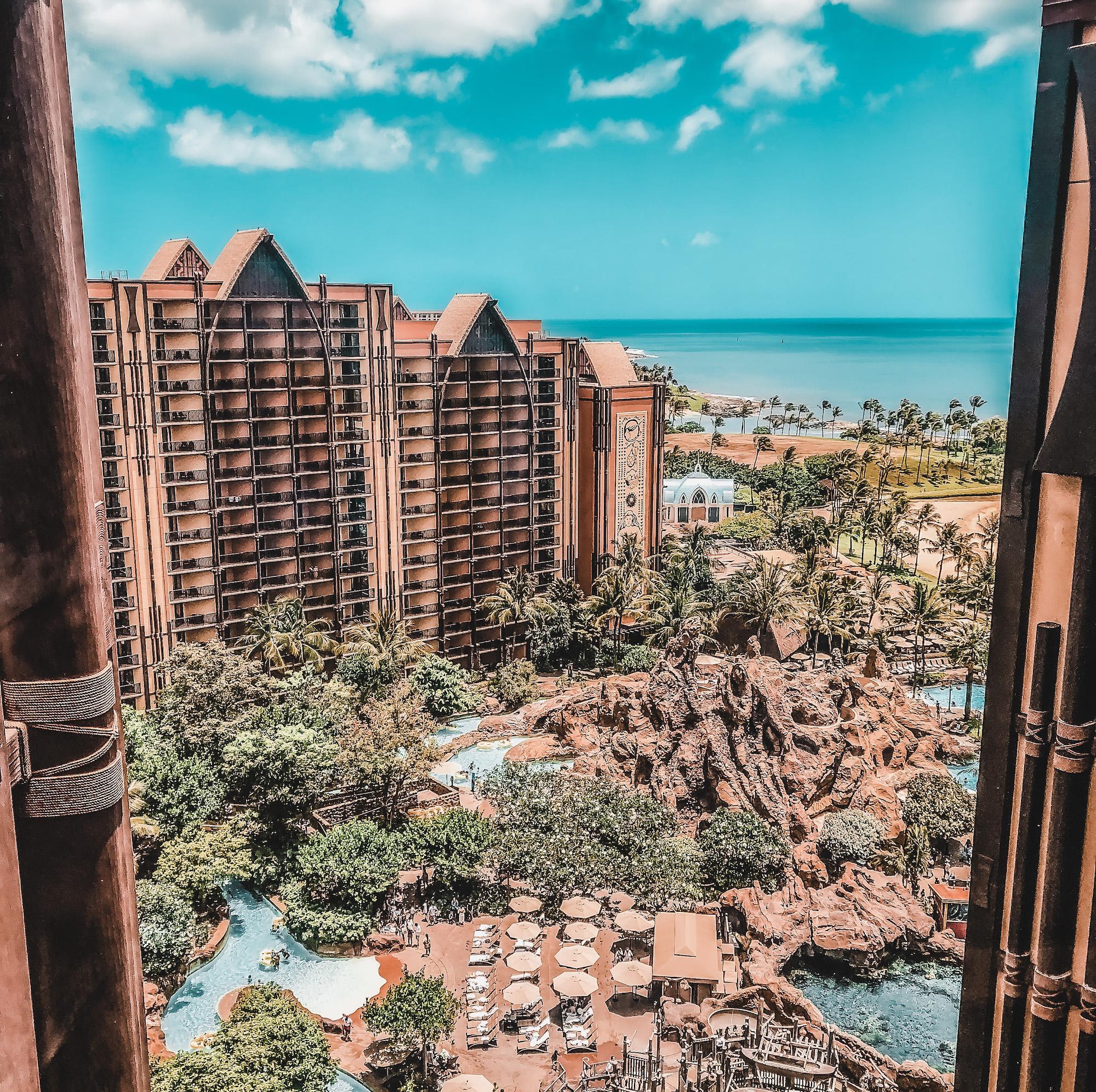 Spinatmädchen - Der Disney Blog: Urlaub in Aulani, a Disney Resort and Spa auf Hawaii