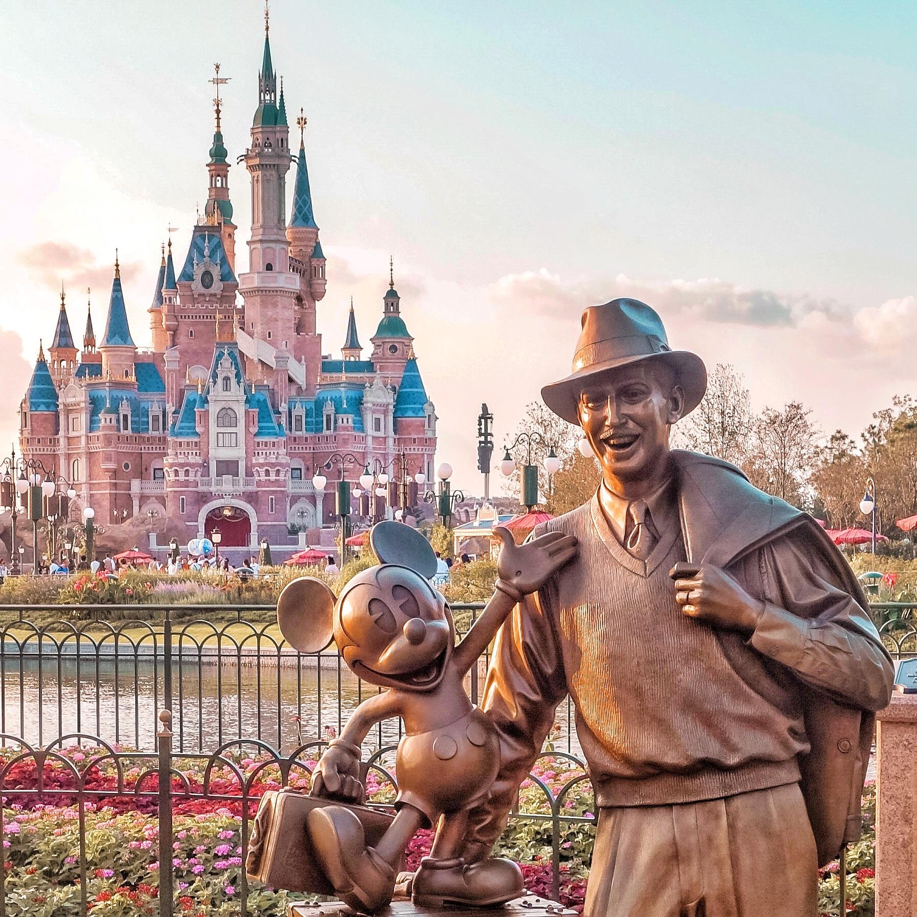 Spinatmädchen - Der Disney Blog: Reise nach Shanghai Disneyland