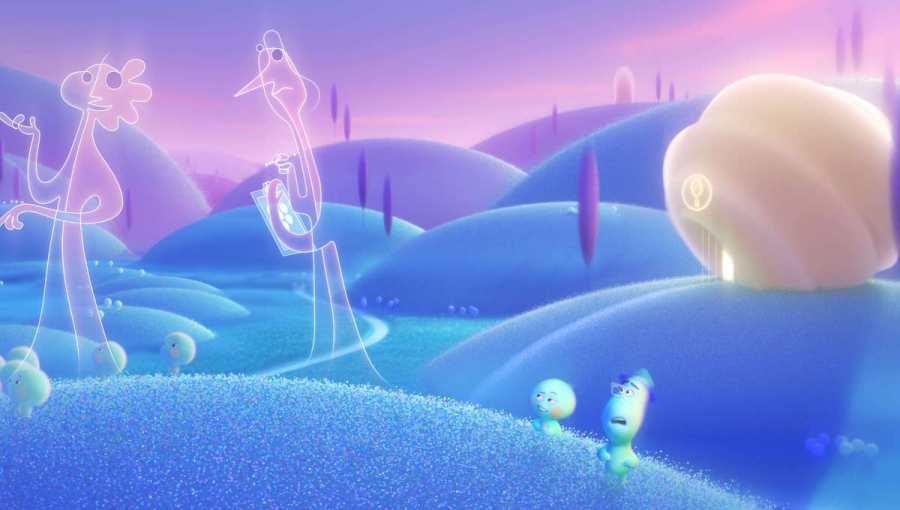 Filmkritik Disney•Pixars Soul: