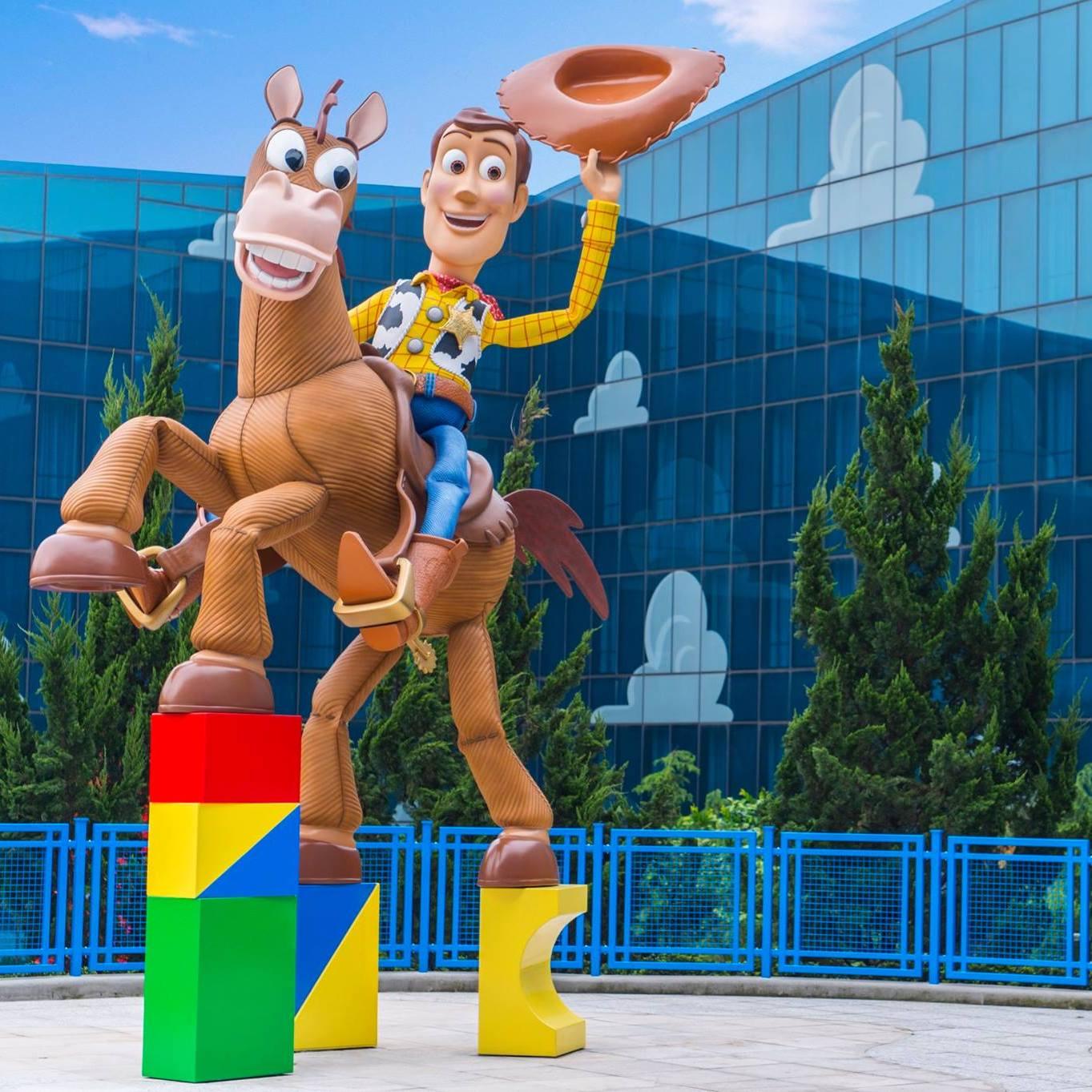 Shanghai Disneyland Tipps und Tricks: Toy Story Hotel
