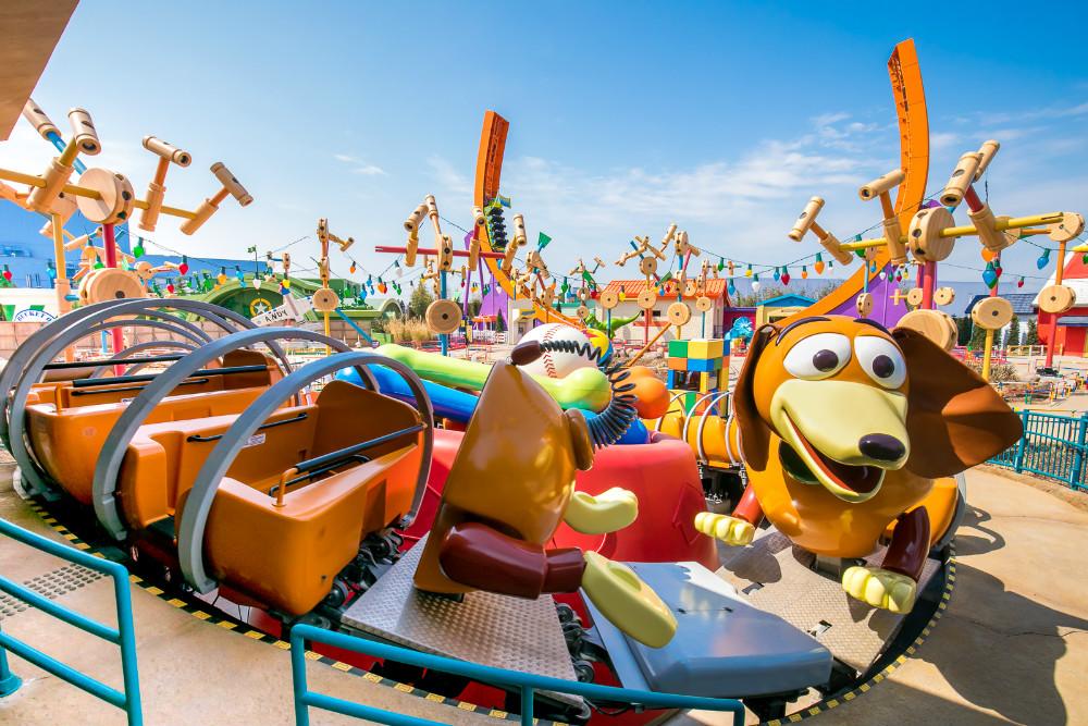 Shanghai Disneyland Tipps und Tricks: Toy Story Land