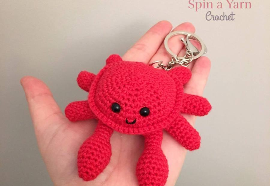 Crochet Crab