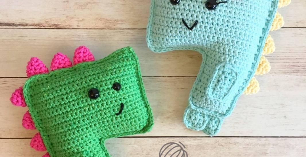 Terrifying T Rex Free Crochet Pattern Spin A Yarn Crochet