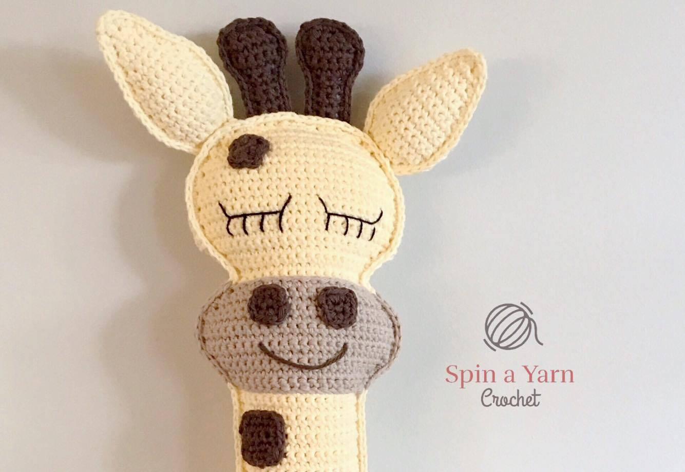 ragdoll giraffe Archives • Spin a Yarn Crochet