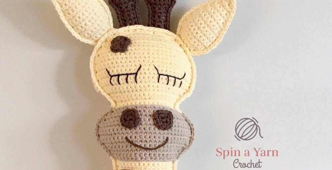 Ragdoll Giraffe Free Crochet Pattern Spin A Yarn Crochet