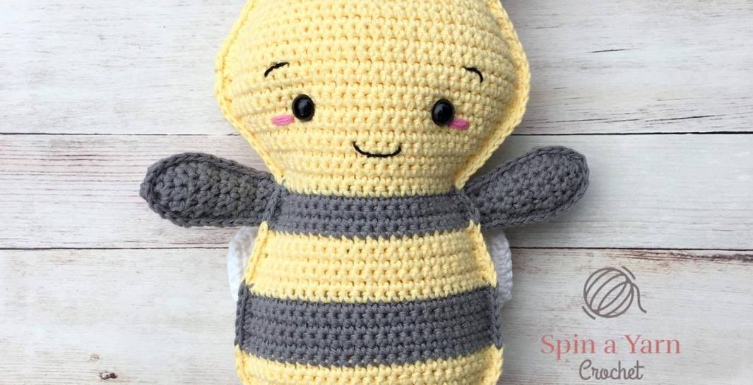 Bumble Bee Free Crochet Pattern Spin A Yarn Crochet