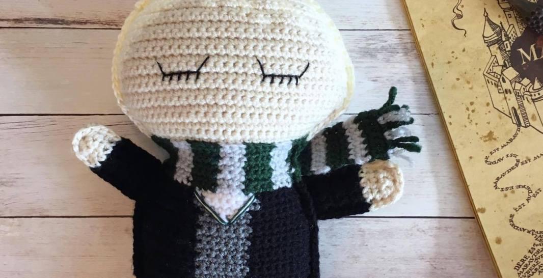 Ragdoll Draco Malfoy Free Crochet Pattern Spin A Yarn Crochet