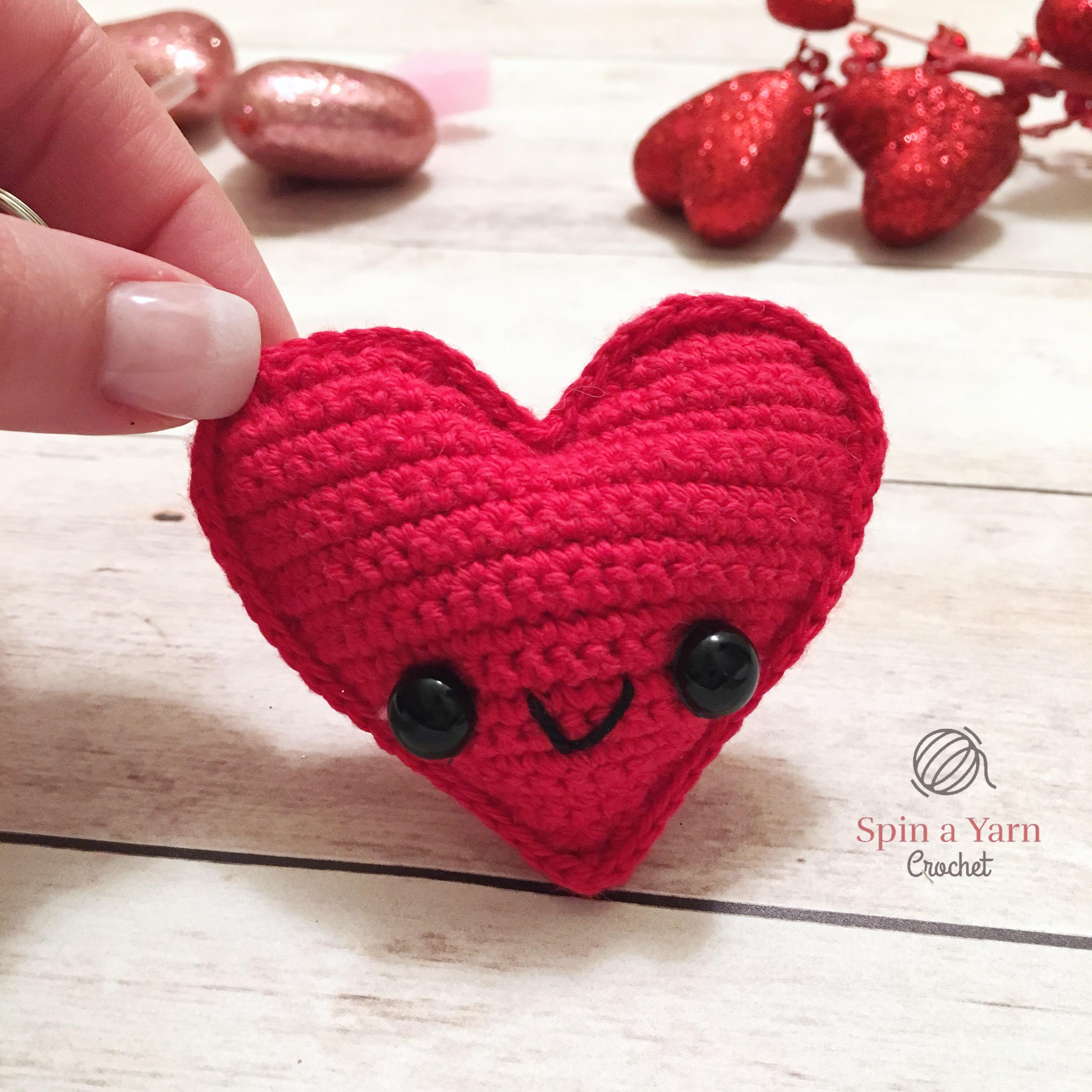 Amigurumi Love Heart Free Crochet Pattern   3024x3024