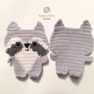 Pocket Raccoon pieces