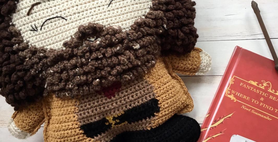 44b926216e9 Ragdoll Hagrid Free Crochet Pattern • Spin a Yarn Crochet