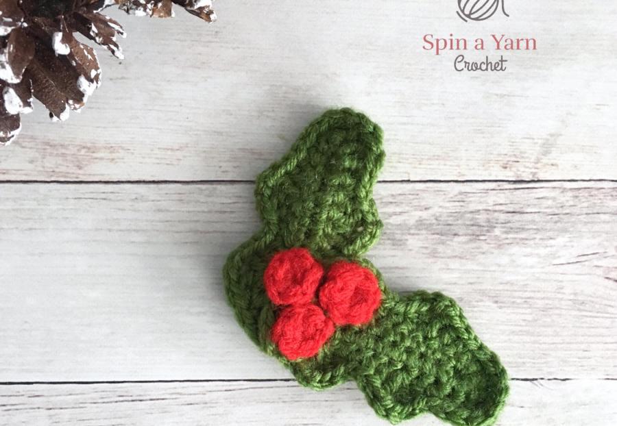 Heart Pillow Free Crochet Pattern • Spin a Yarn Crochet