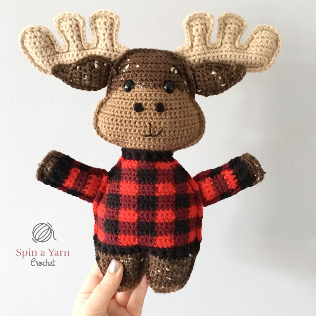 Finished Moose