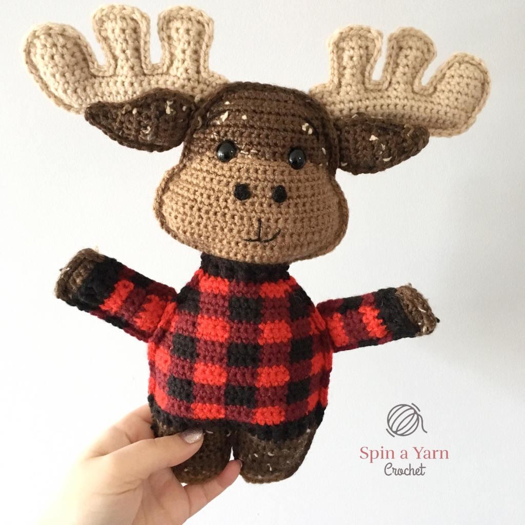 Finished Moose