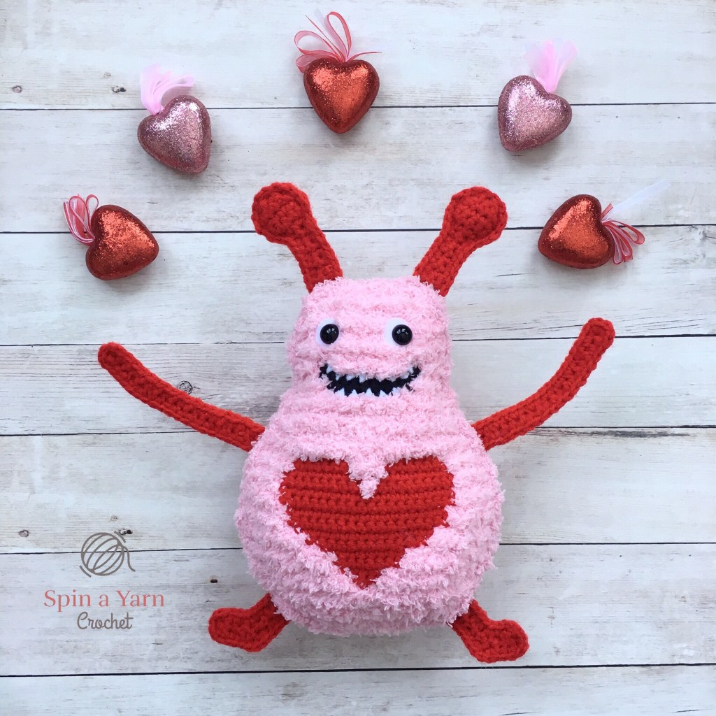 Completed Love Monster