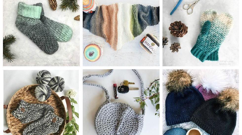 a7d28db3e64 One Skein Wonders Crochet Pattern Bundle • Spin a Yarn Crochet