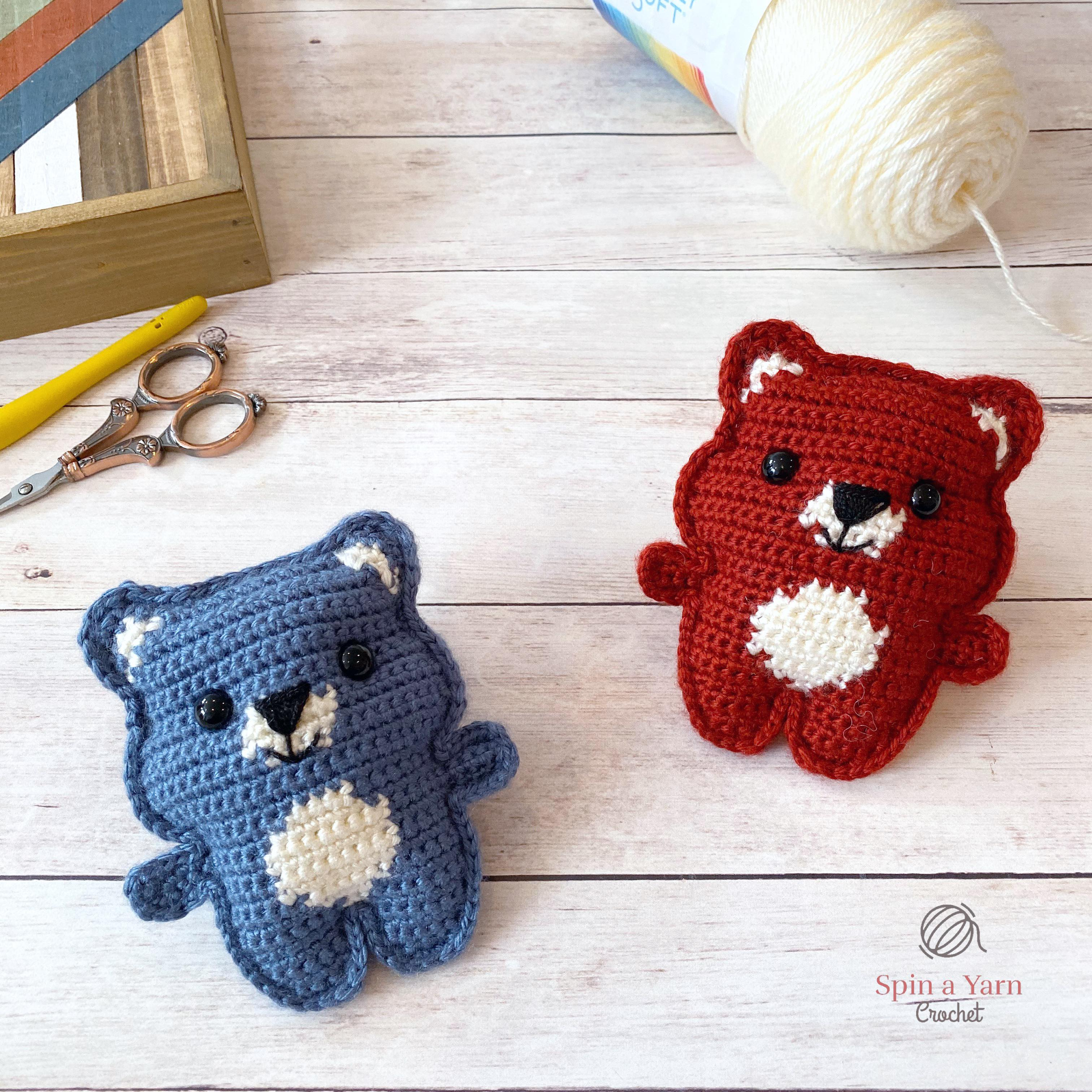 Amigurumi Health Care Bear Free Crochet Pattern - Cool Creativities | 3024x3024