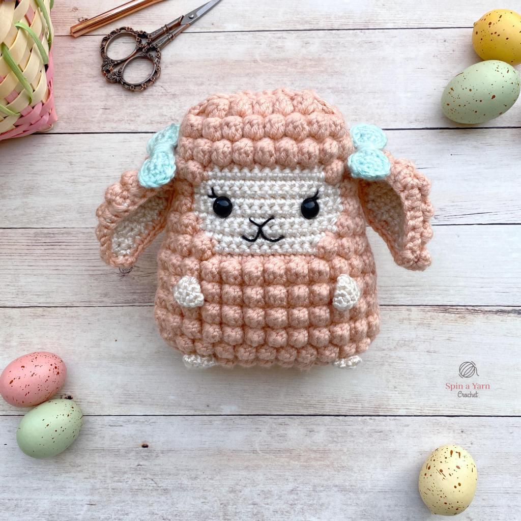 Lamb Amigurumi