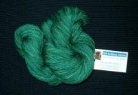 Amanda's Blue-Faced Leicester, hand dyed